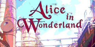 Alice in Wonderland at The Galleria