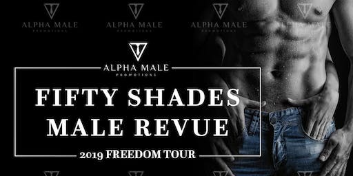 Fifty Shades Ladies Night Out Male Revue Wichita