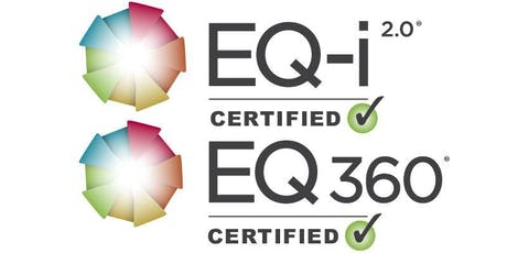 EQ-i 2.0 & EQ360 Certification - October 22nd & 23rd, 2019-Instructor Led Online tickets