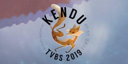 TVBS 2019: KENDU