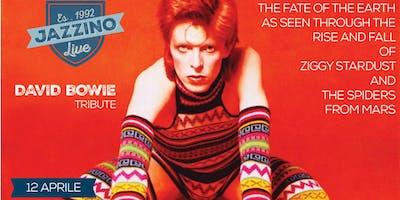 Ziggy Stardust - David Bowie Tribute - Live at Jazzino