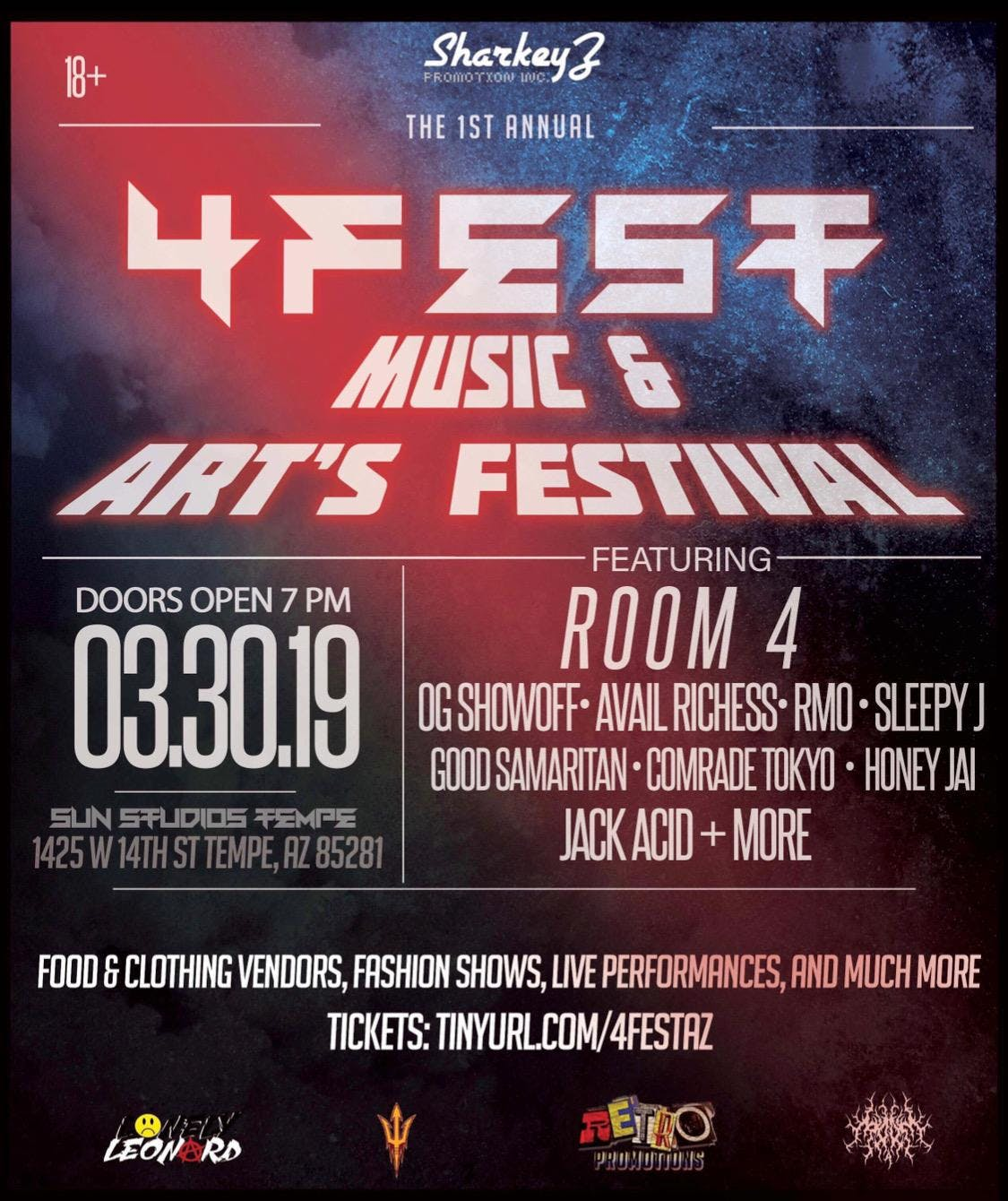Room 4 Presents: 4FEST