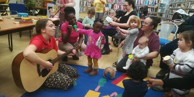 Under 5s Music Therapy Taster  Session 1
