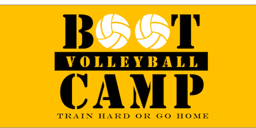 Boys Volleyball Boot Camp