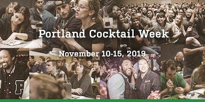 Portland Cocktail Week 2019