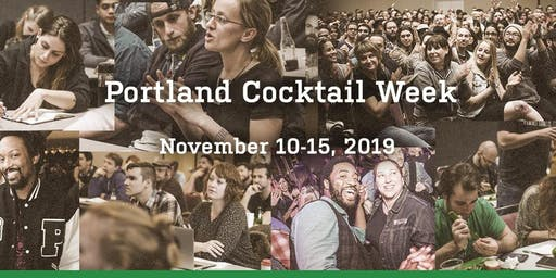 Portland Cocktail Week 2019