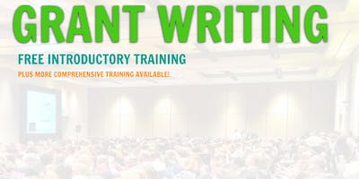 Grant Writing Introductory Training...Worcester, MA