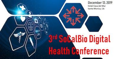 3rd SoCalBio Digital Health Conference (#SoCalBioDH)