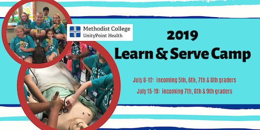 Methodist College Learn and Serve Summer Camp: Group 2