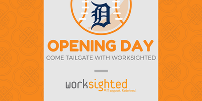Opening Day Tailgate with Worksighted