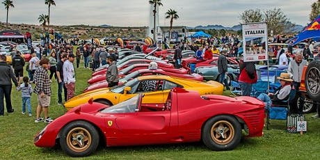Concours in the Hills 2020 tickets