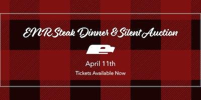 ENR Steak Dinner & Silent Auction
