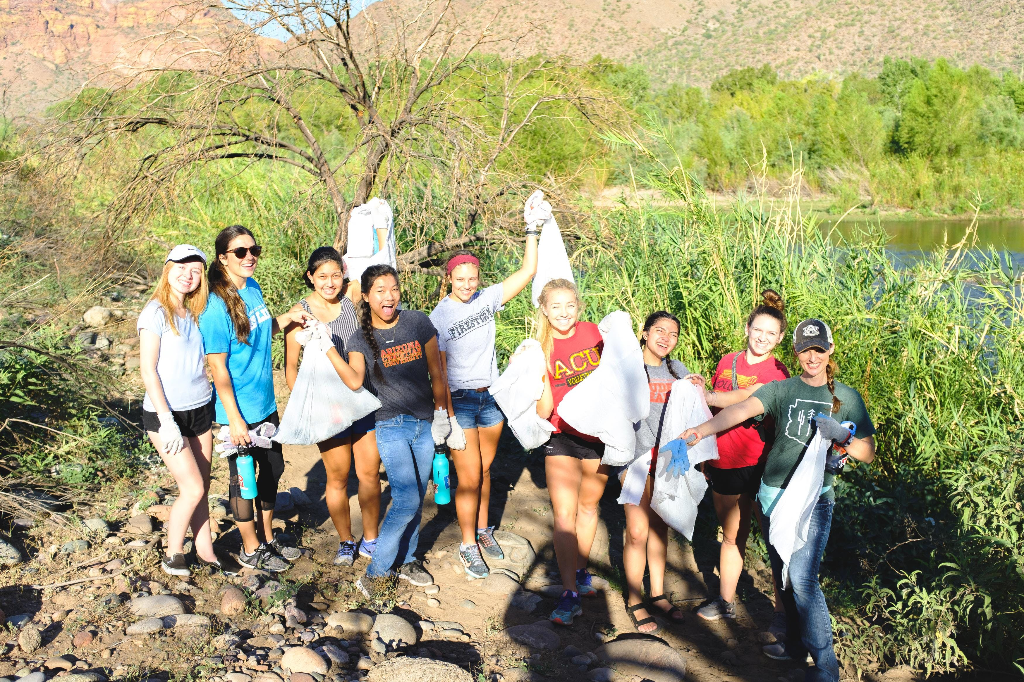 East Mesa Cleanup