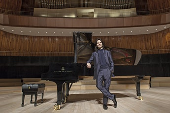 Horacio Lavandera: Piano Recital tickets