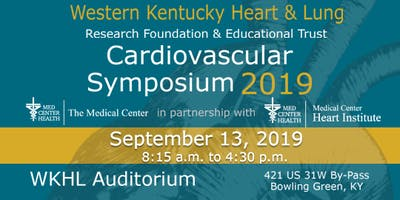 Western Kentucky Heart and Lung Cardiovascular Symposium 2019