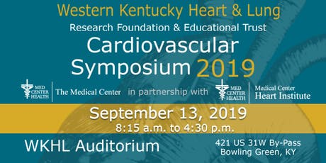 Western Kentucky Heart and Lung Cardiovascular Symposium 2019 tickets