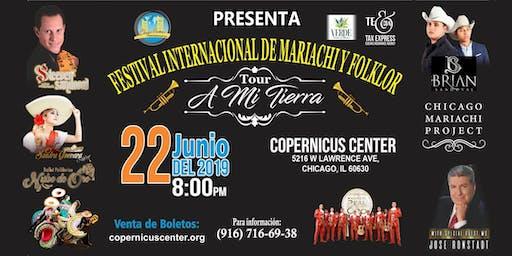 Festival de Mariachi y Folklor de Mexico a Mi Tierra