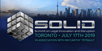 SOLID Toronto in association with McCarthy Tetrault