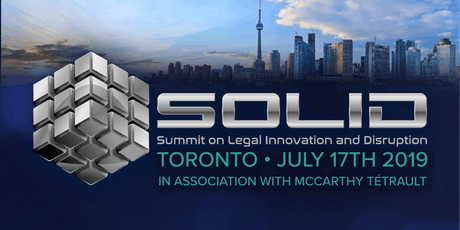 SOLID Toronto in association with McCarthy Tetrault tickets