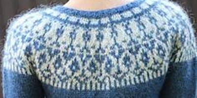 Basic Yoke Sweater Design