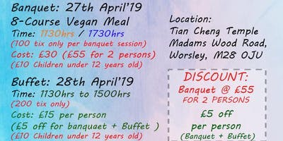 Fundraising Vegan Feast