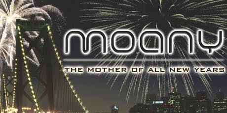 MOANY New Year's Eve in San Francisco 2020 tickets