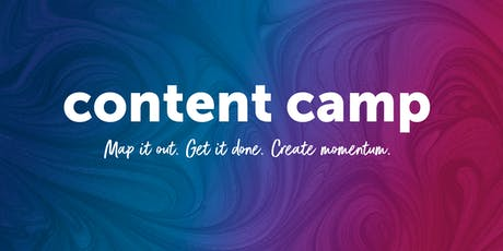 Content Camp tickets