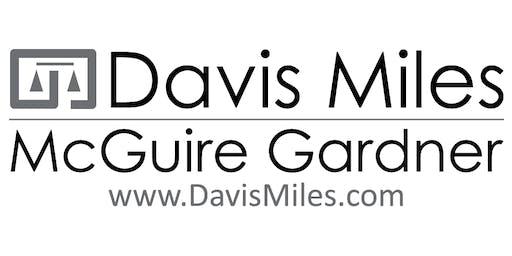 Arizona Associate's Open House - Speaker - David Bacon - Basic Business Law