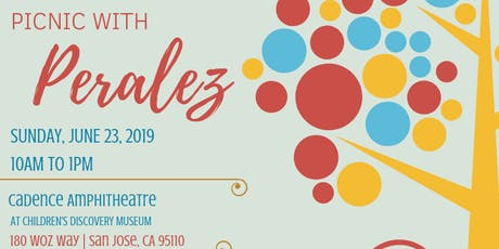 Picnic with Peralez: Community Chat tickets