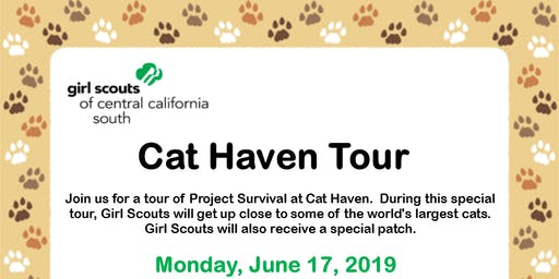 Cat Haven Tour - Fresno