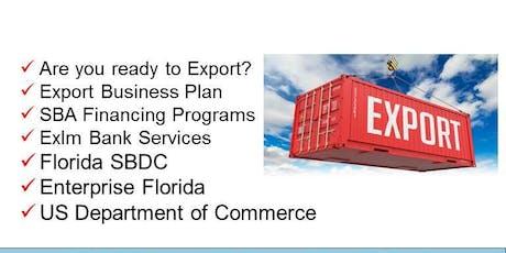 SBA Office of International Trade   International@SBA gov