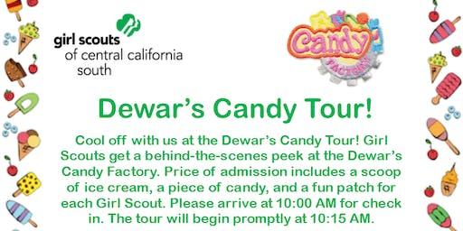 Dewar's Candy Shop Tour - Kern