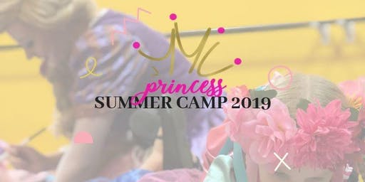 YYC PRINCESS SUMMER CAMP 2019
