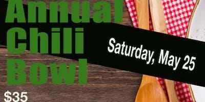 Annual Chili Bowl - 7pm