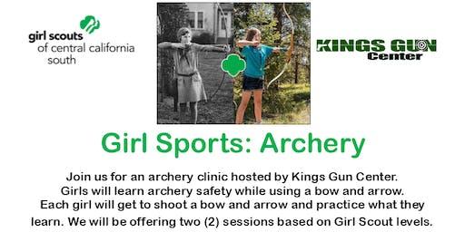 Girl Sports: Archery - Kings