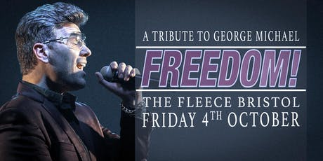 Freedom! A Tribute To George Michael tickets