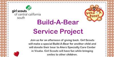 Build-A-Bear Party - Visalia
