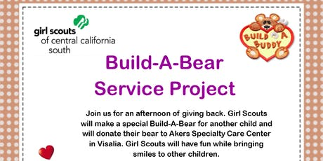Build-A-Bear Party - Visalia tickets