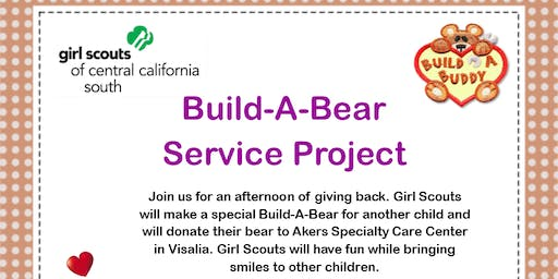 Build-A-Bear Party - Visalia