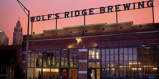 Pound® & POUR with Wolf's Ridge Brewing (September)