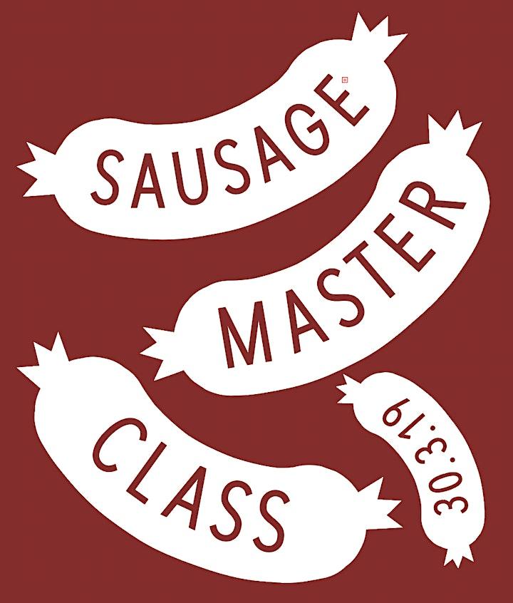 K&G Sausage Masterclass image