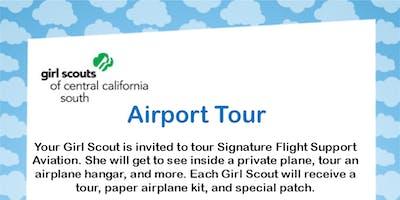 Airport Tour - Fresno