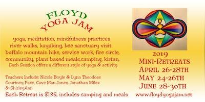 Floyd Yoga Jam Mini-Retreats