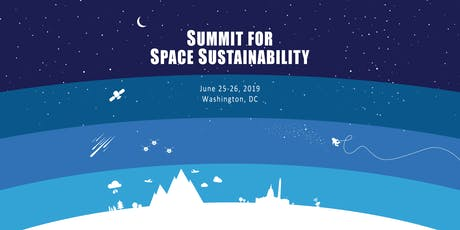 Summit for Space Sustainability  tickets