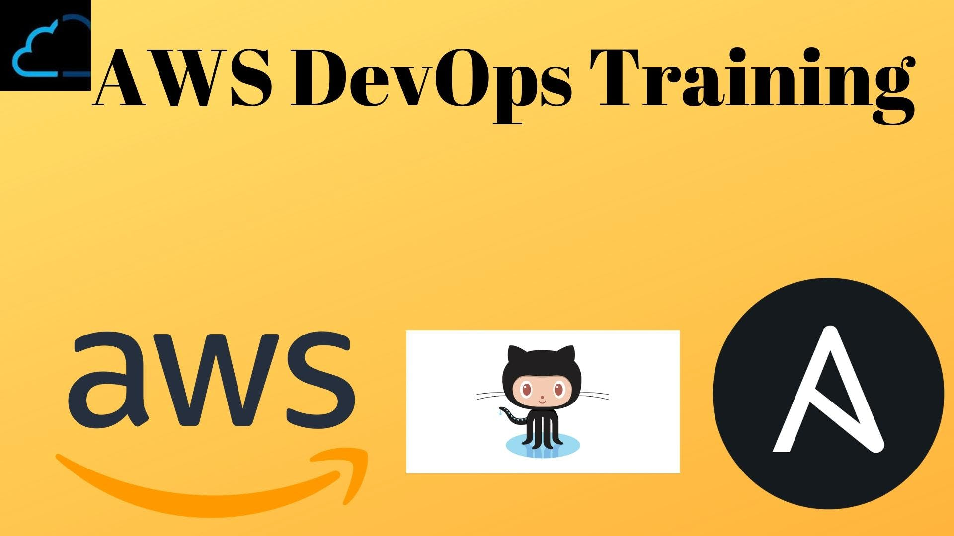 AWS DevOps training : Hands on Ansible, Github, Jenkins, Terraform ( Weekends )-Hialeah