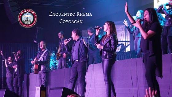 Encuentro Rhema 2019 Campus Coyoacán