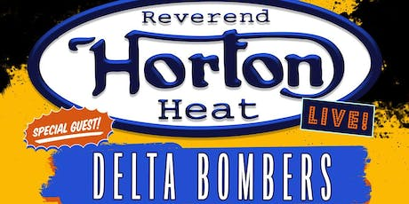 Reverend Horton Heat @ Bigs Bar Sioux Falls tickets