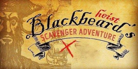 Blackbeard's Heist tickets