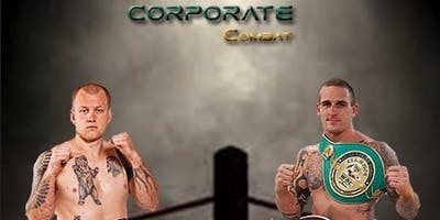 CORPORATE COMBAT - WORLD TITLE EVENT