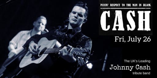 CASH - The UK's leading Johnny Cash tribute band